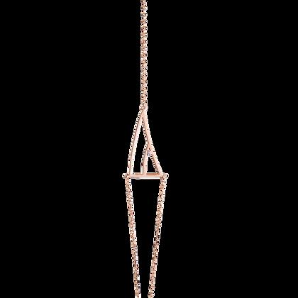 Coïncidence Bracelet en or 18k serti d'un diamant