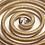 Thumbnail: Spirale Pendentif / Sautoir Grand modèle en or 18k serti d'un diamant