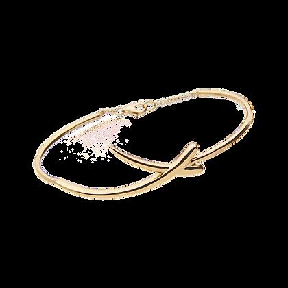 Duality Bracelet / Jonc / Bangle en or 18k