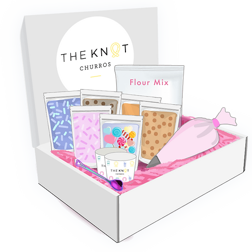 The Knot Churros Home Kit