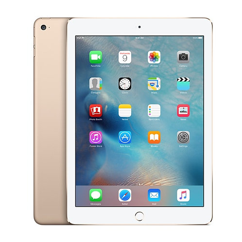 iPad Air 2 Tablet (9.7 inch, 64GB, Wi-Fi + Cell)