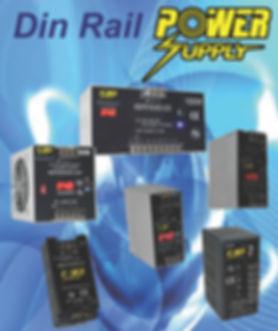 GT Din Rail Type DC Power Supply