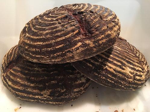 Organic Apple Cider & Walnut Loaf