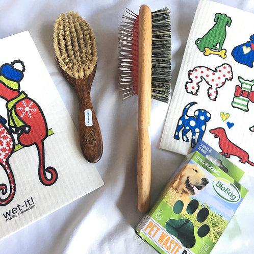 Dog Brush and Cat Brush (prices vary)