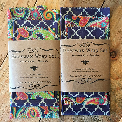 Bees Wrap & Vegan Wrap Sets