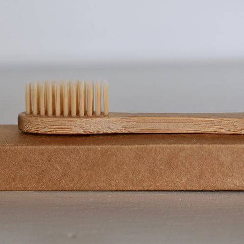 Bamboo Toothbrushes - Adults and Children varieties