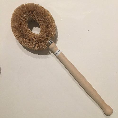 Donut Shaped Dish Brush