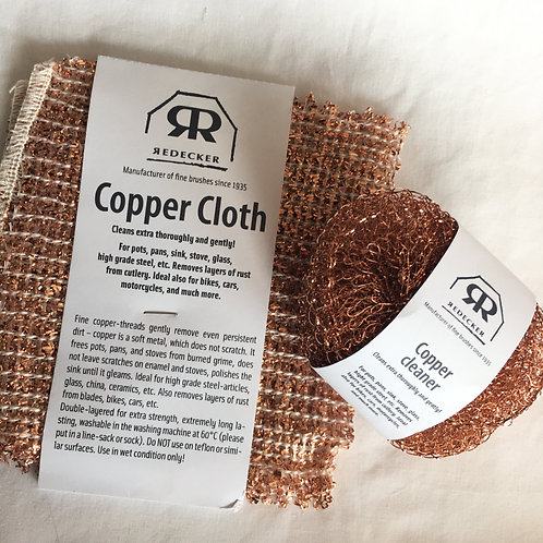 Copper Scrubbing Pairs (prices vary)