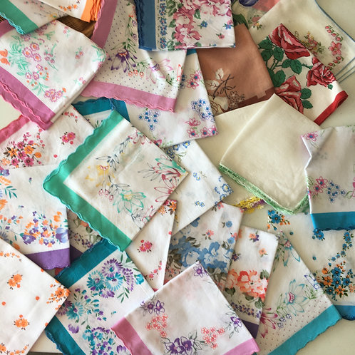 Handkerchiefs - save on a set
