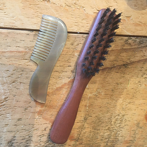 Beard Brush/Comb