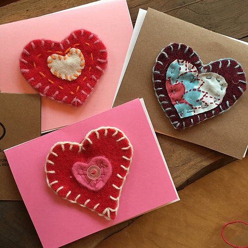 Cards/Ornaments (set of 3)