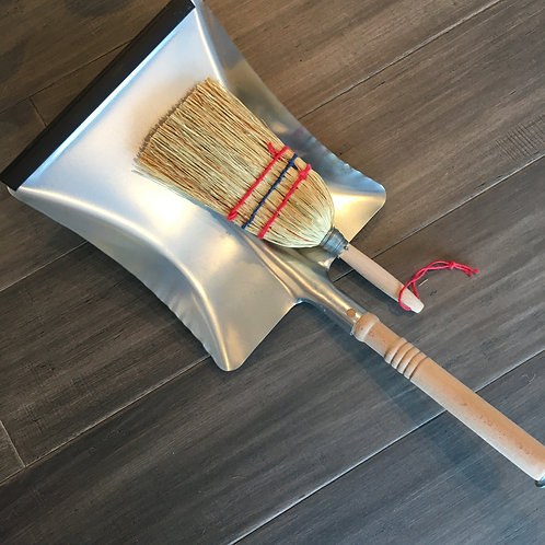 Dustpan & Brush Options (prices vary)