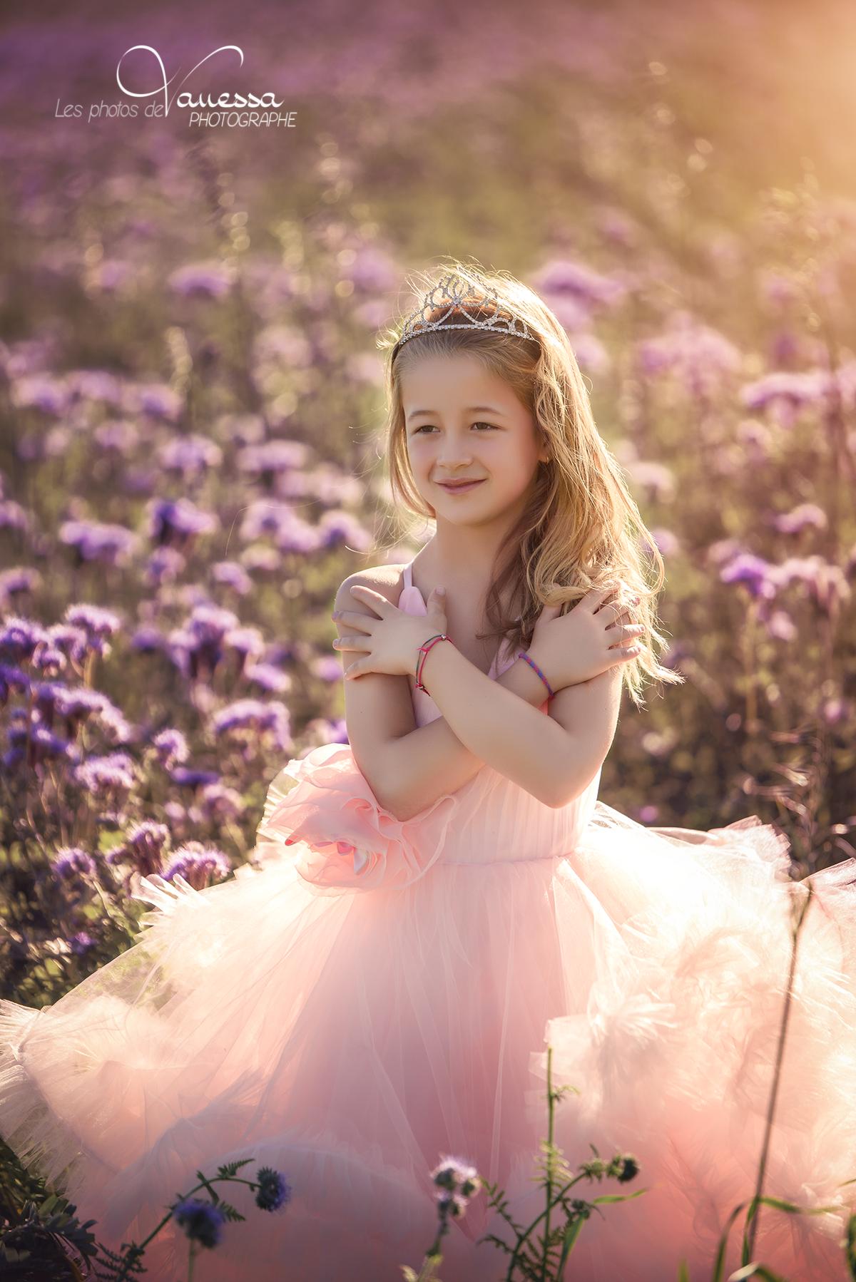 shooting photos princesses , enfants