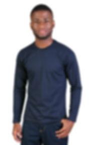 150G Fashion T Shirts Mens Long Sleeve.j