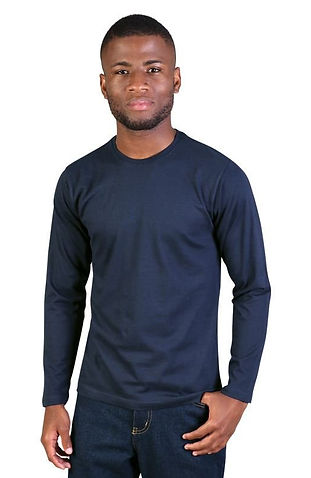 150G Fashion T Shirts Mens Long Sleeve.j