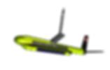 Side scan sonar Klein 3900