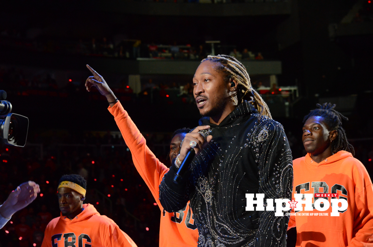 c8b36a386406 Multi-Platinum Rapper Future Tapped to Perform at the Atlanta Hawks Home  Opener on Oct. 24 at State Farm Arena