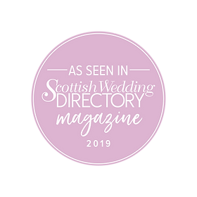 SWDBadge Scottish weddng directory magazine 2019 suppliers badge