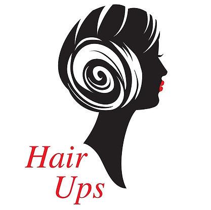 Hair Ups Logo