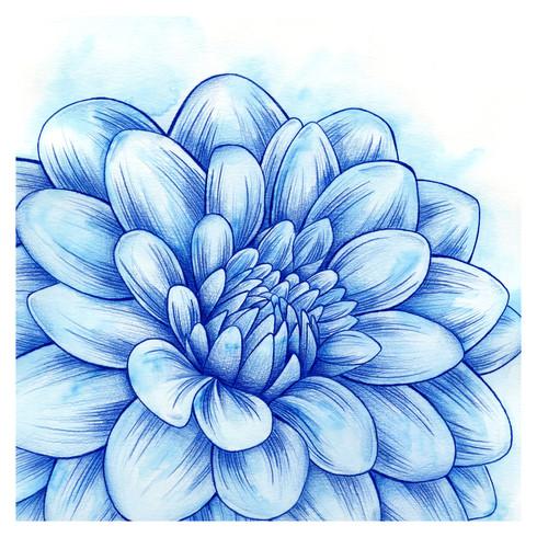 Blue Flower - 8 x 8 +0.25.jpg