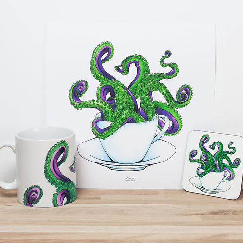 Green Octocup