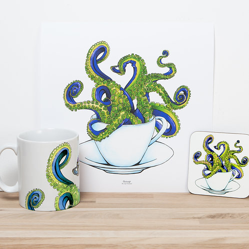 Yellow Octocup