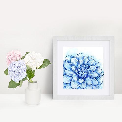 Blue Blossom - Original
