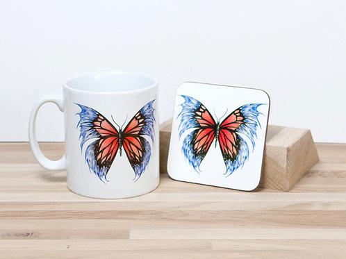 Enchanted Mug and Coaster