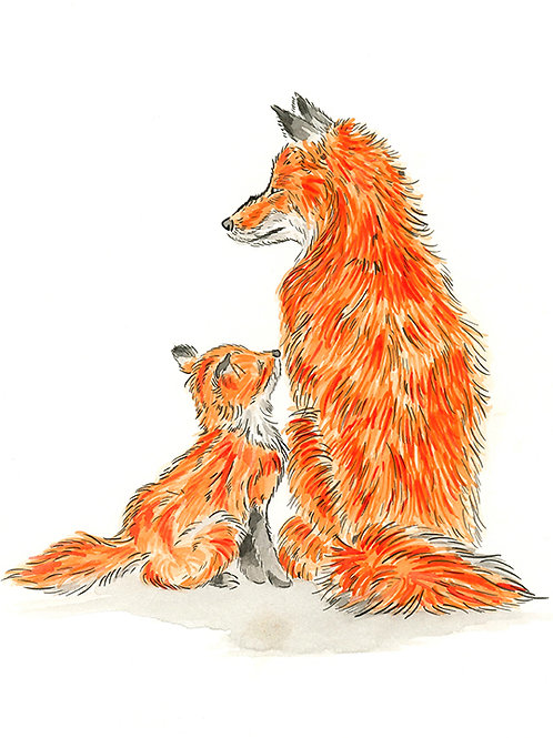 Mother Love (Foxes)