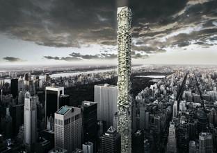 Cryonics Skyscraper