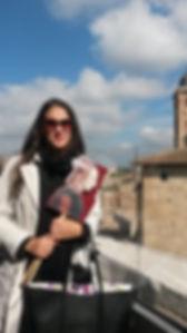 Enrica Corsini guida turistica urbino