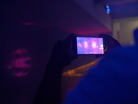Sensum: la combinación perfecta entre lo sensorial y lo digital en Galería Ensamble