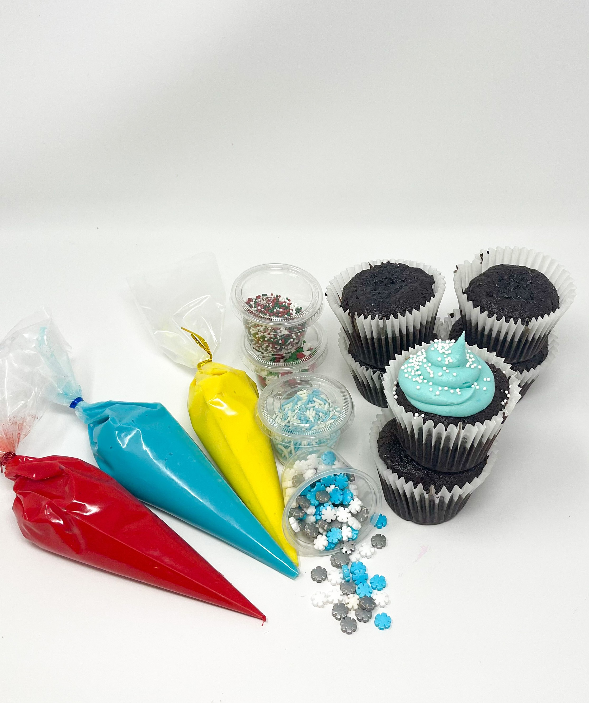 Decorate Your Own Cupcake Kit