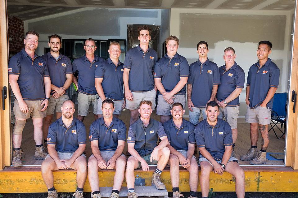 BCT construction team
