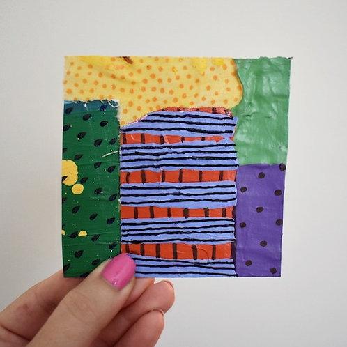 Dots and Stripes Mini