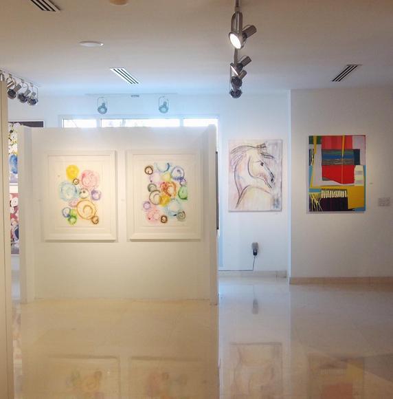 ART BLEND Oct. 2015