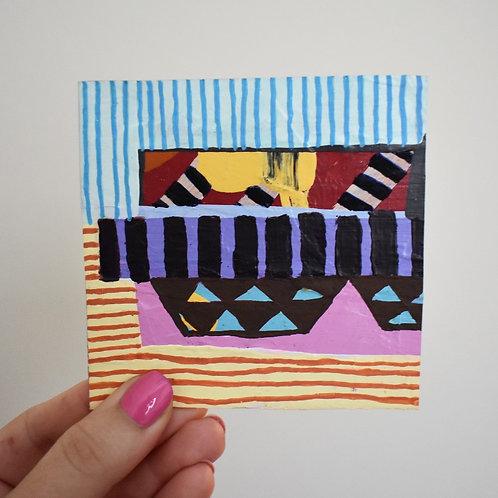 Stripes on Stripes Mini
