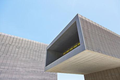 Arquitectura moderna - Levante Aeronautics - Murcia