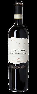 """01 Celestino Pecci """"Poggio al Carro"""", 2016, DOCG Brunello di Montalcino_edited.png"""