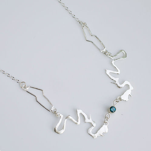 Swimmin' Holes Necklace