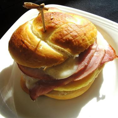 D.C. Breakfast Sandwich