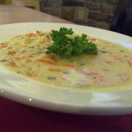 Homemade Soups of the Day