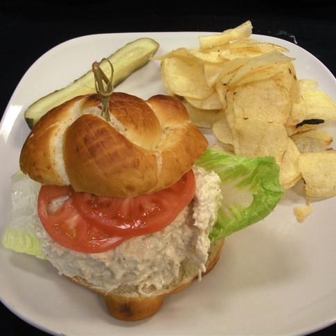 D.C. Chicken Salad Sandwich