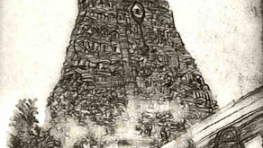 Thiruchendur | 9 Kalasams | Gopuram 108 Cosmic Gateway to Beautiful Masculine