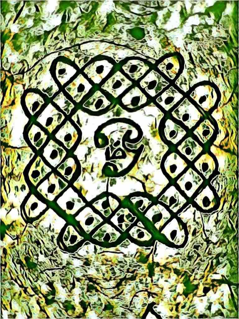 Divine Art of Neelam Sundaram | Meditate on Aum, the cosmic sacred sound who creates this form. Meditate on Aum, the cosmic sacred sound who transcends this form.  Your Guruji nearby. Your Gurudeva Beyond. Aum, cosmic sacred sound. Aum, creates all forms, transcends all forms. | Aum Sundaram Aumkaar Sundaram