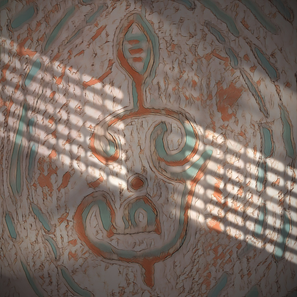 Divine Art of Neelam Sundaram | Meditate on Aum, the cosmic sacred sound who creates this form. Meditate on Aum, the cosmic sacred sound who transcends this form.  Your Guruji nearby. Your Gurudeva Beyond. Aum, cosmic sacred sound. Aum, creates all forms, transcends all forms. | Aum Sundaram Aumkaar Sundaram