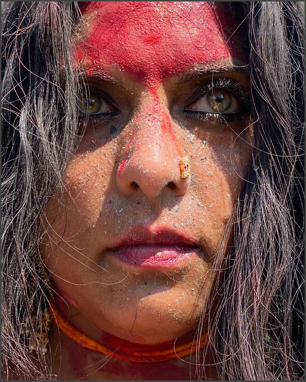 Meditate on Valli, her body, her murti, her form. Meditate on Vallli, she transcends her body, her murti, her form. Your Guruji nearby. Gurudeva Beyond. Valli of Vallimanalan forms iccha sakti. Valli of Vallimanalan transcends iccha sakti.      Aum Sundaram Aumkaar Sundaram  |  Photographer: Alexa Rush on Instagram @alexadrawaflower