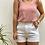 Thumbnail: Short blanco goma