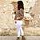 Thumbnail: Blusa estampada de albaricoques