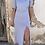 Thumbnail: Vestido midi algodón gris